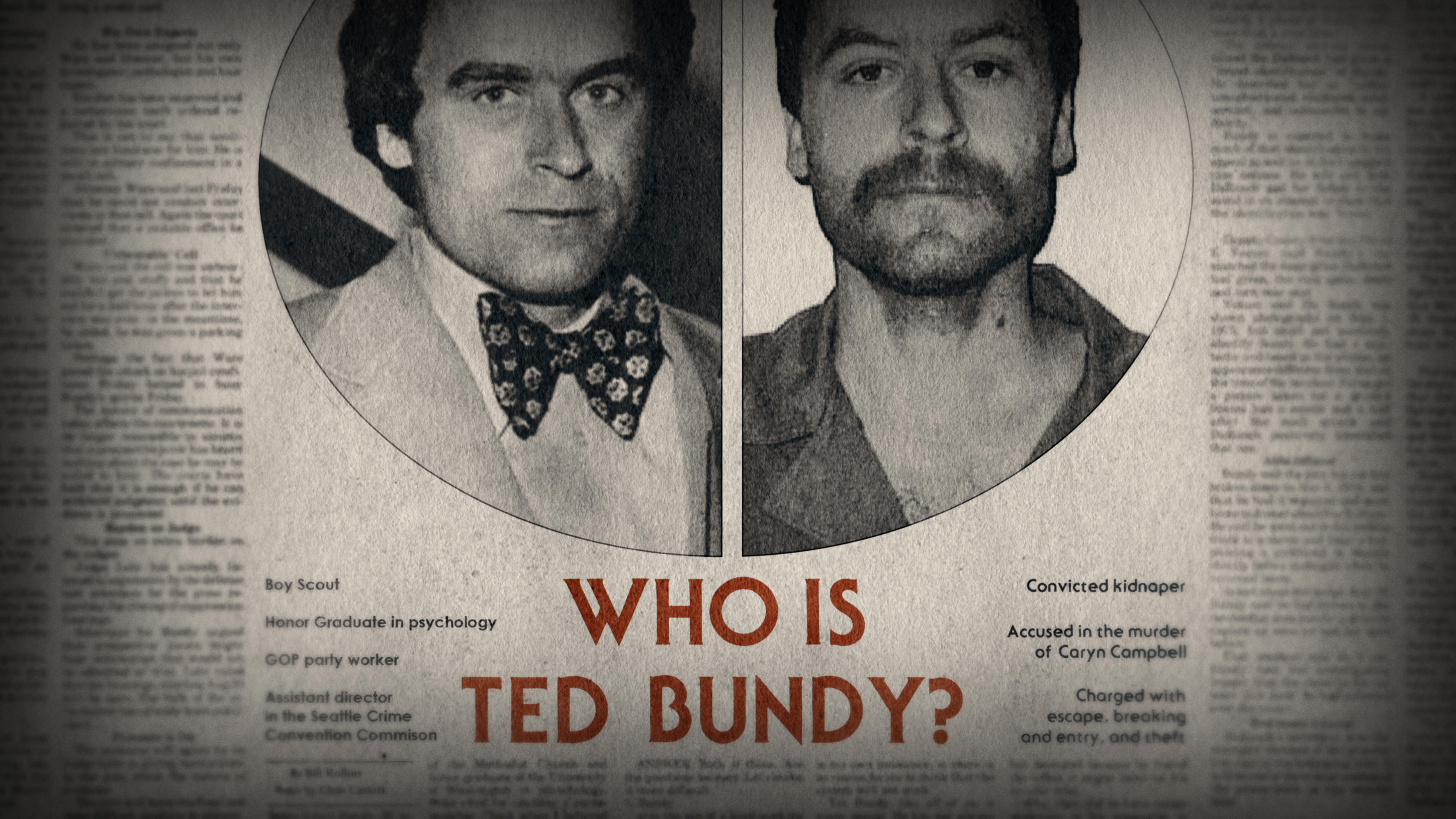 Image result for Conversations with a Killer: The Ted Bundy Tapes netflix