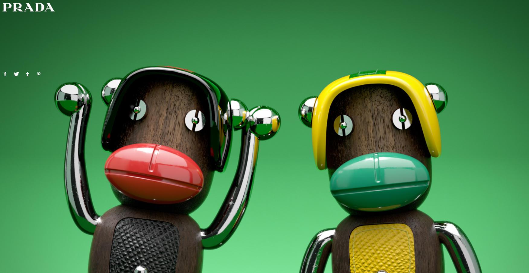 c80631cb1 Prada blackface: Luxury brand Prada accused of using blackface ...