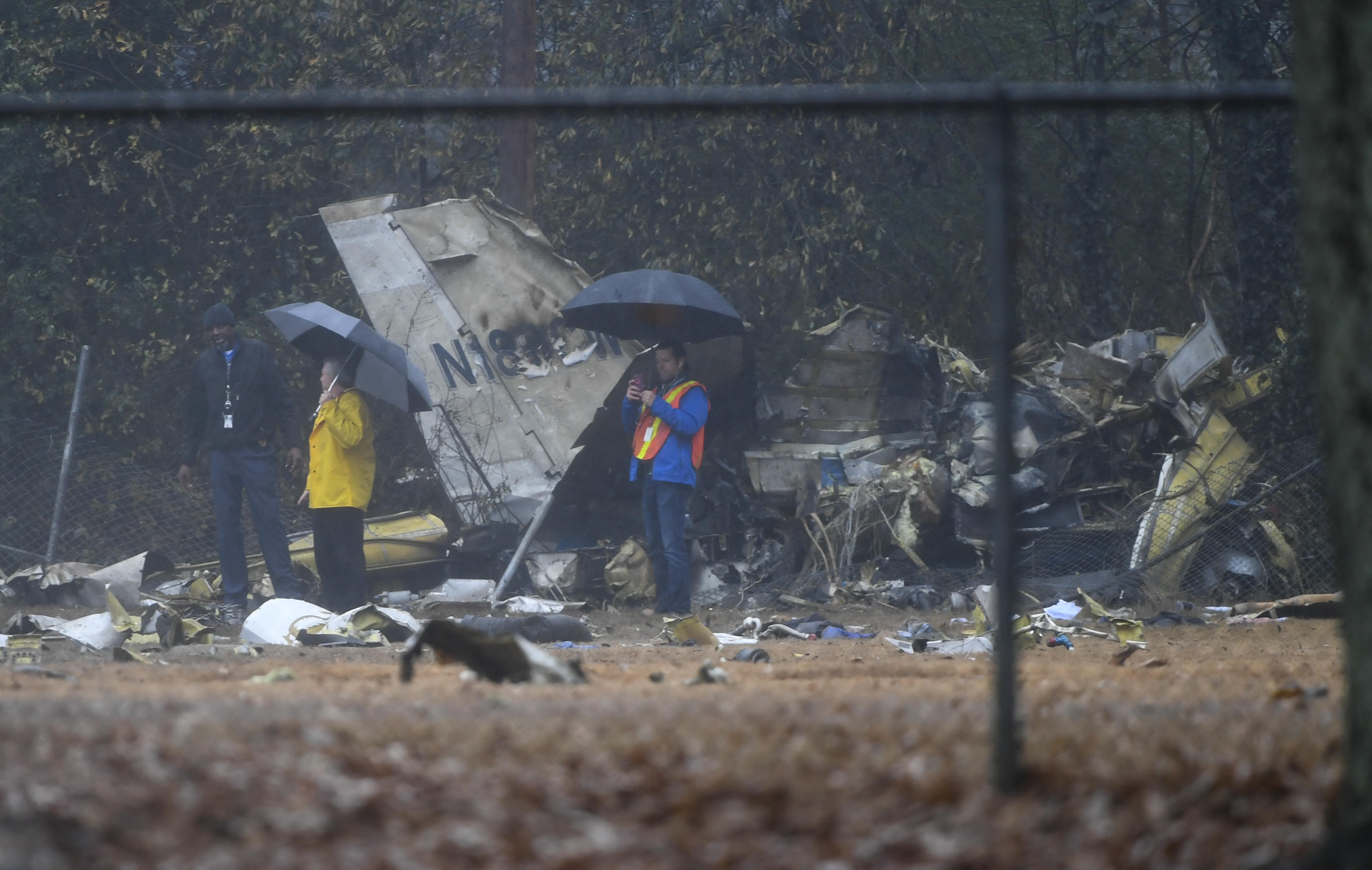 business jet crashes into atlanta football field killing prominent ceo and 3 others asian bookie