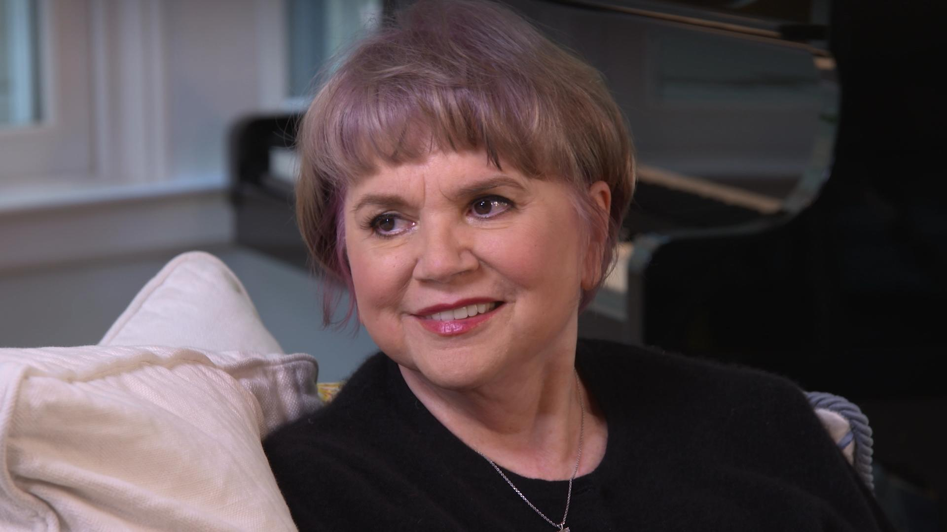 Linda Ronstadt Talks Life And Loss And Of A Voice From The Past A New Live Album Of Her Never released Recordings CBS News