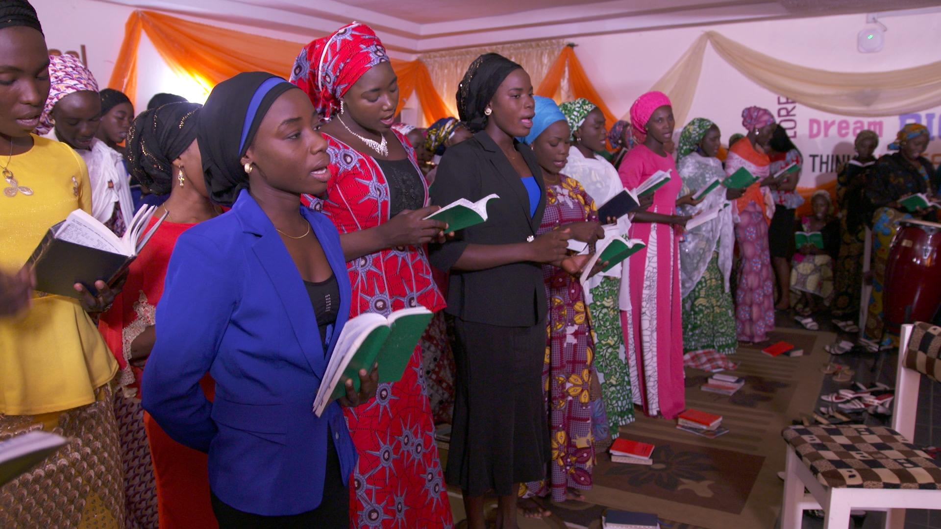 The Chibok Girls: Survivors of kidnapping by Boko Haram share their