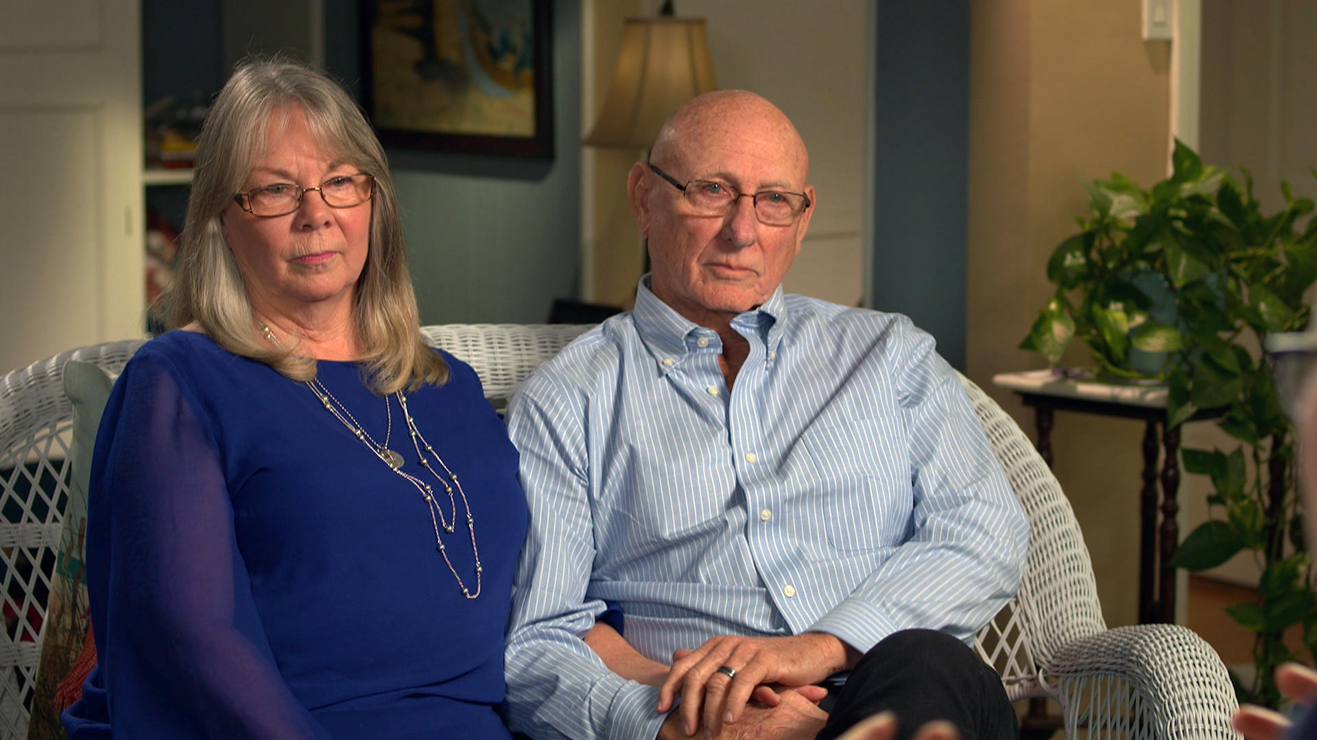 Parents of a 2012 Aurora, Colorado, shooting victim travel