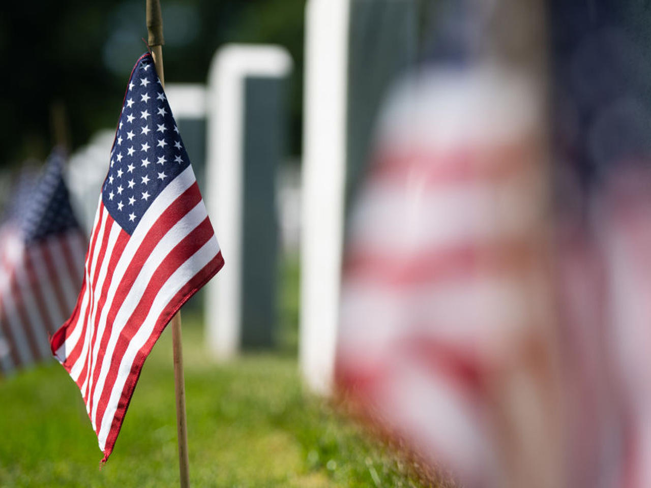 Memorial Day 2019 America Honors The Fallen Pictures Cbs News
