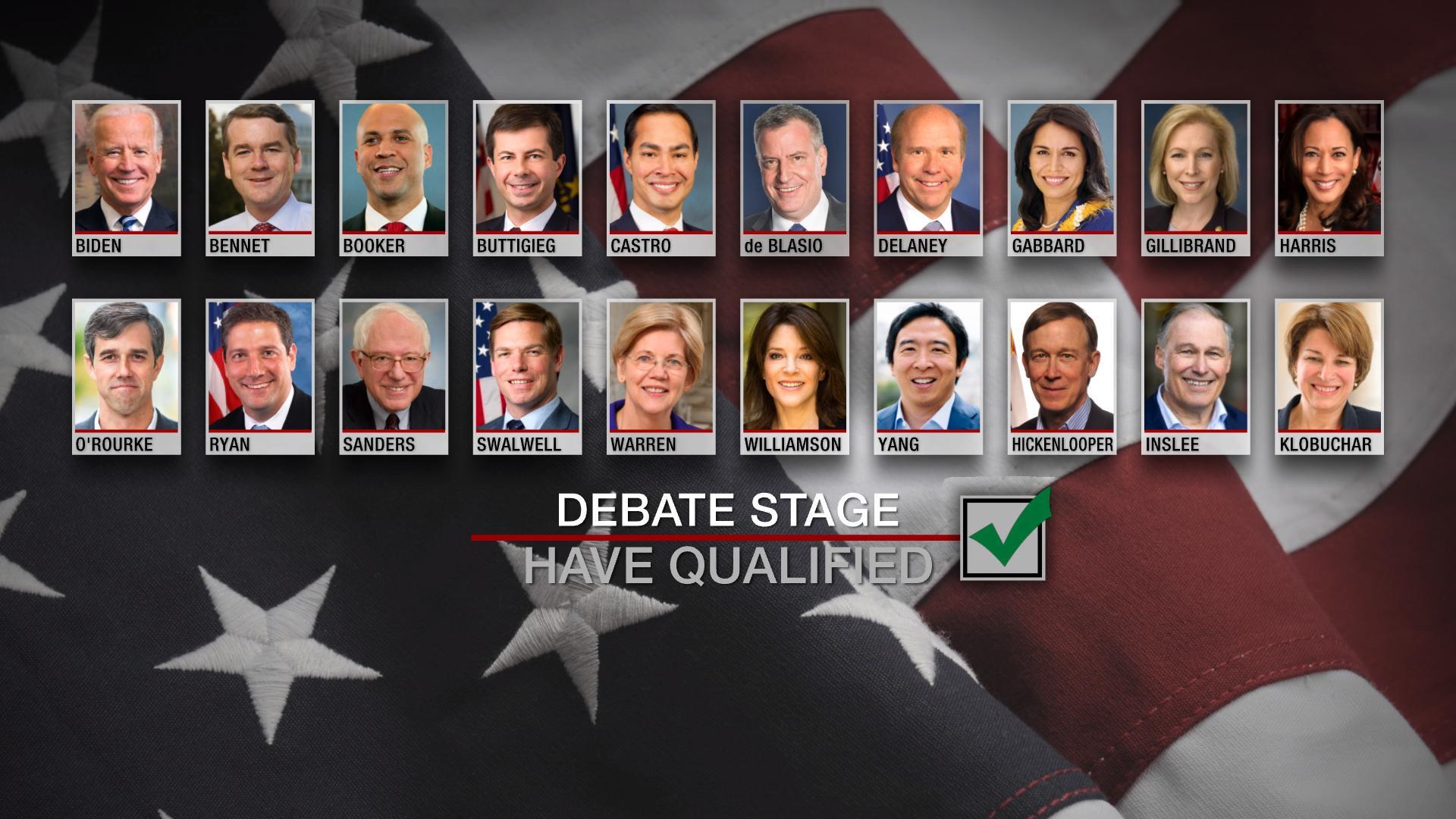 Report Feeds Debate Over Racial >> Democratic Debate 2019 Night Two Updates And Live Stream Coverage