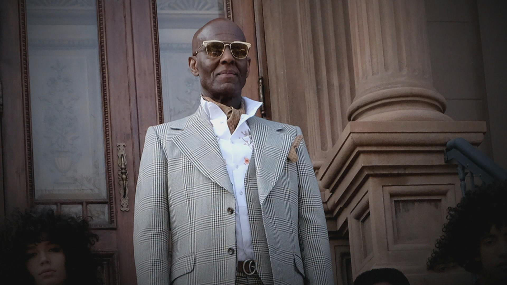01e2380eedd Fashion designer Dapper Dan's rags to riches story - CBS News