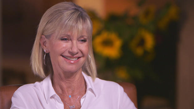 Olivia Newton John On Finding Joy In A Life With Cancer Cbs News