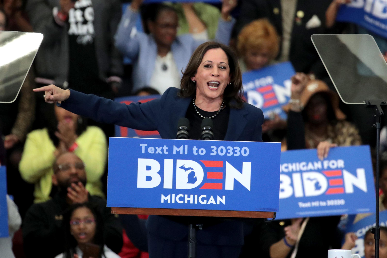 Biden Picks Kamala Harris As Running Mate Adding Former 2020 Rival To Ticket Cbs News