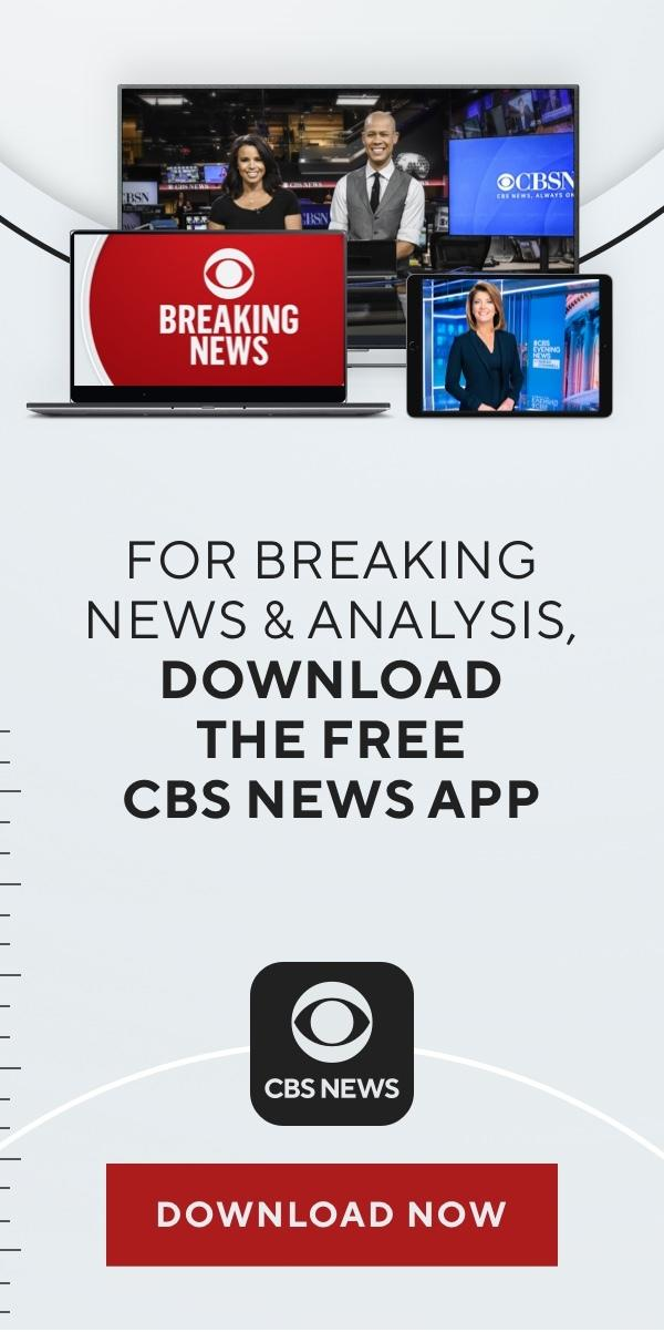 Download the CBS News App