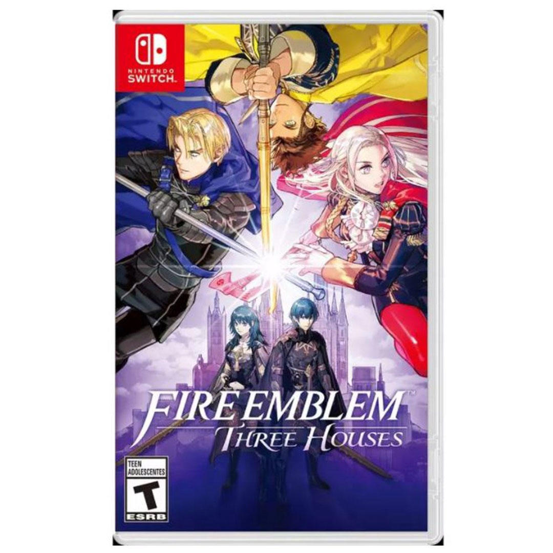 Fire Emblem: Three Houses, Nintendo, Nintendo Switch