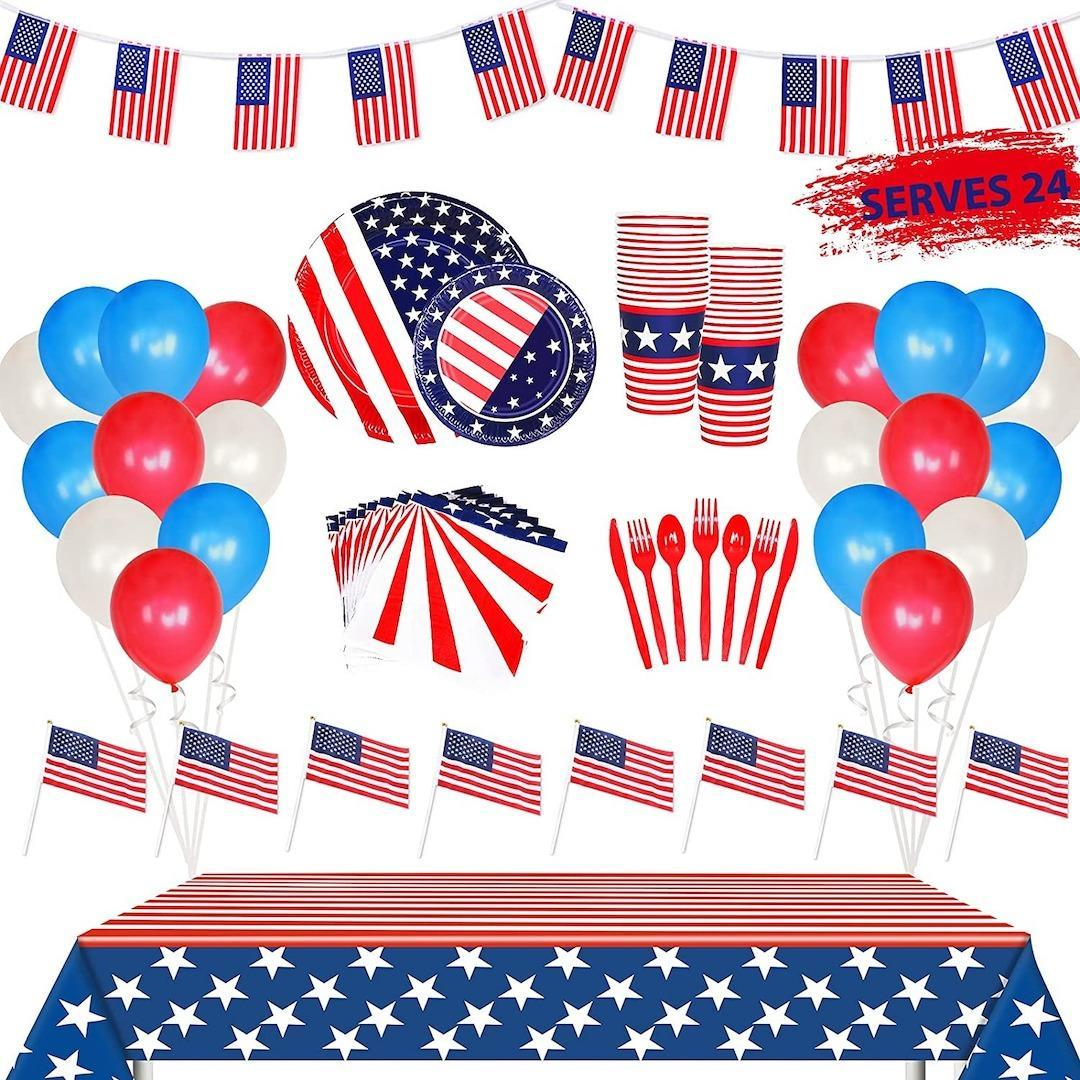 Fourth of July party pack