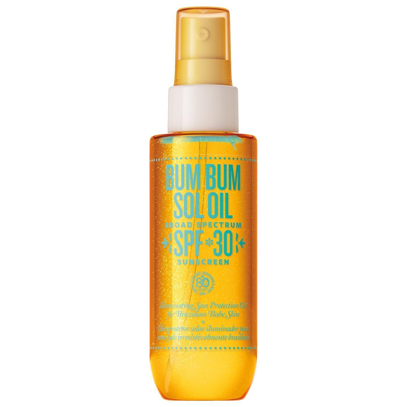 Sol de Janeiro Bum Bum Sol oil sunscreen