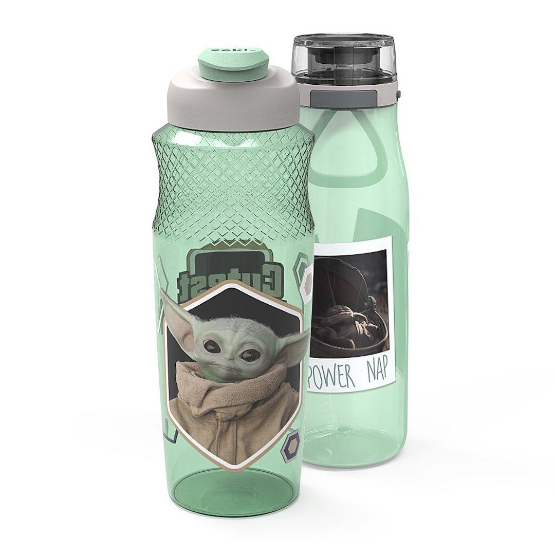 Star Wars The Mandalorian 25- and 30-ounce water bottle set