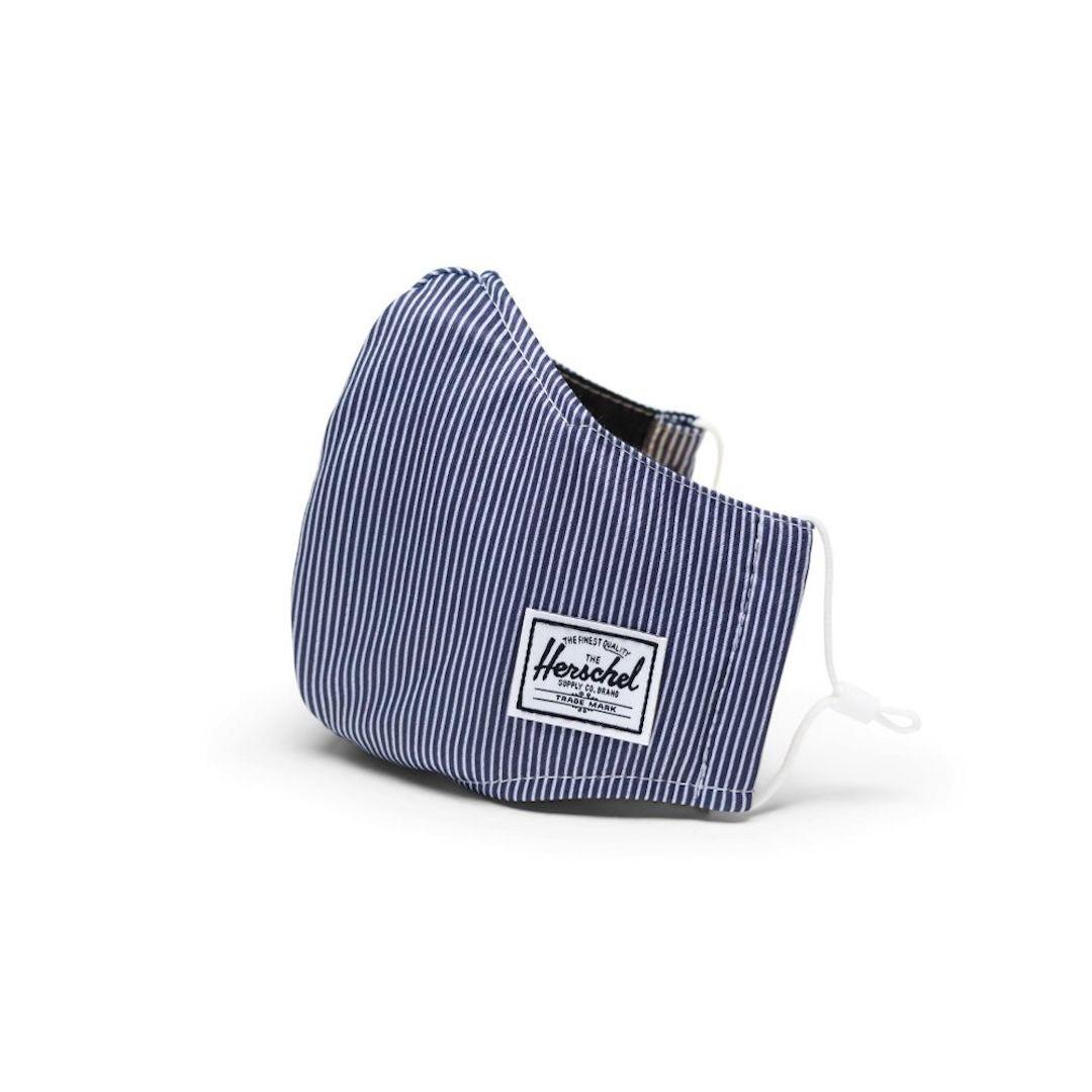 Herschel classic fitted face mask