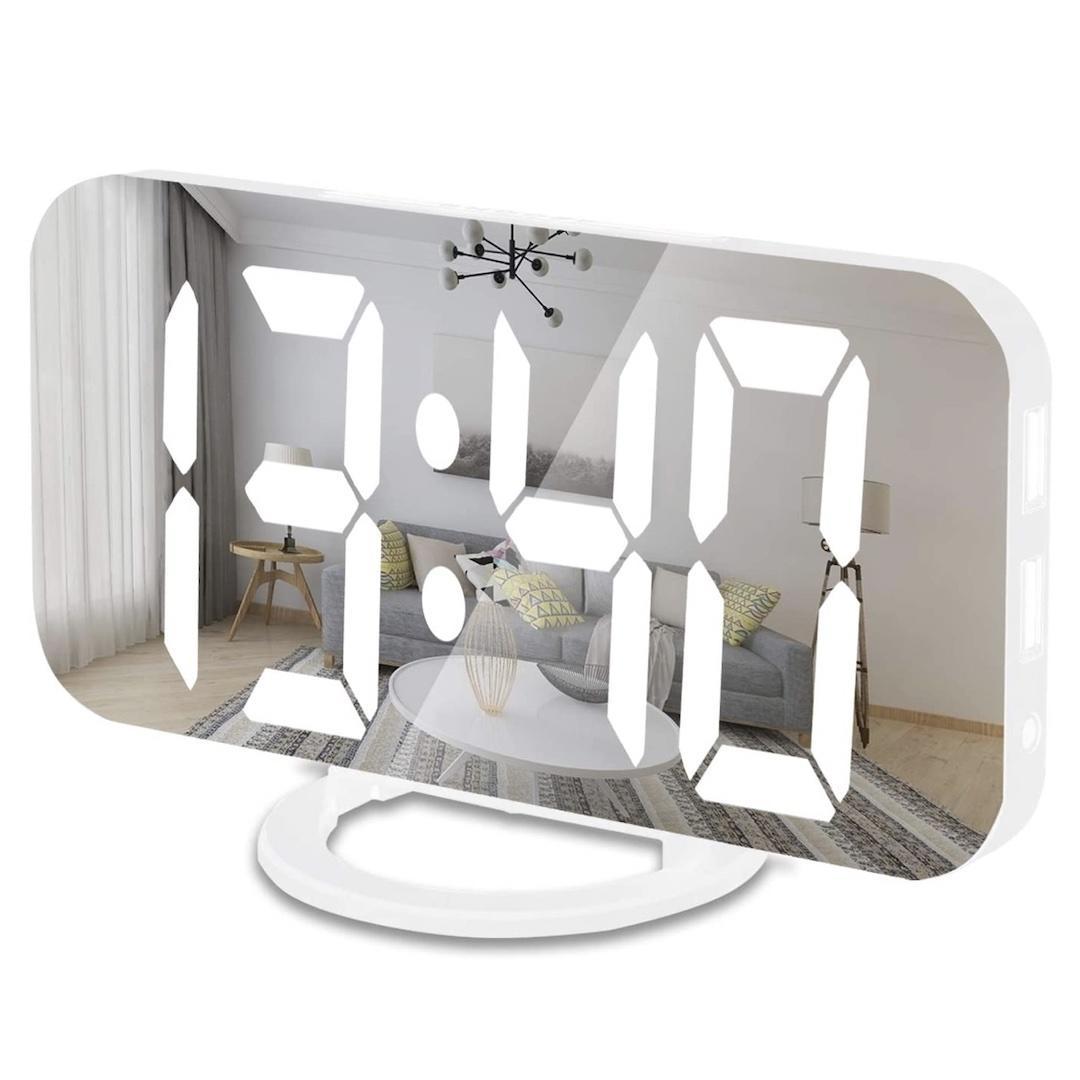 U-Pick digital alarm clock