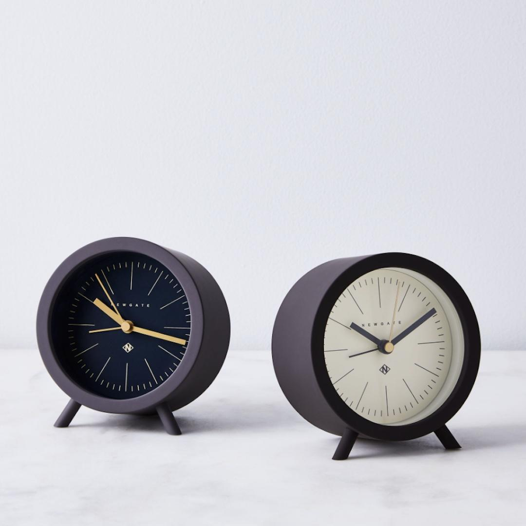 Newgate Clocks The Fred minimalist alarm clock