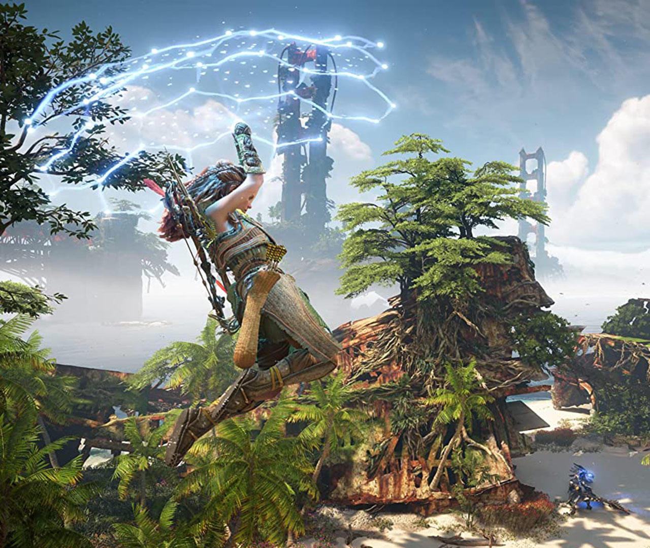 Horizon Forbidden West Launch Edition