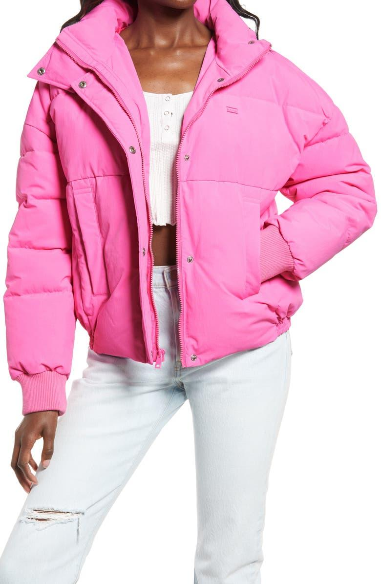 Levi's puffer jacket