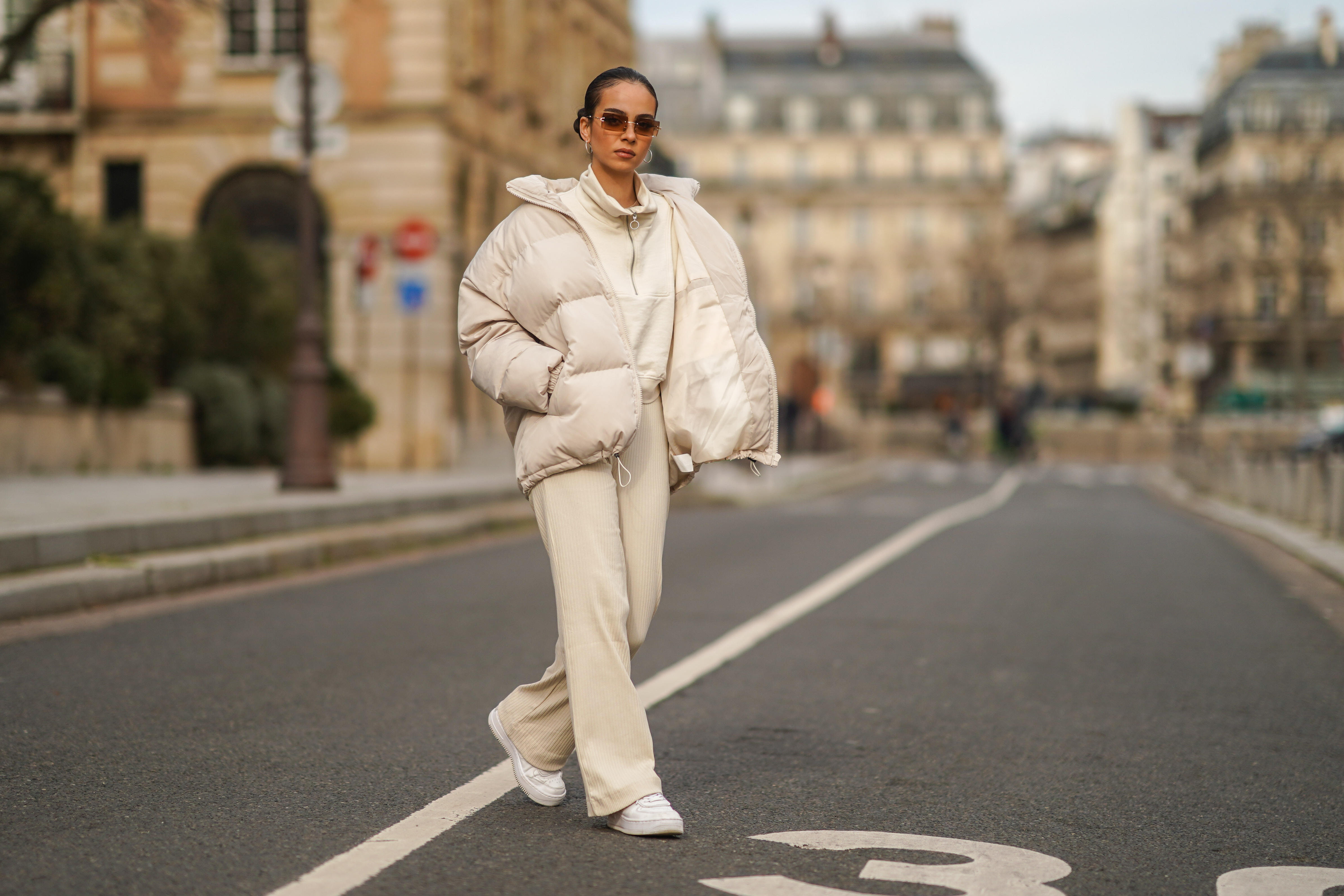 Fashion Photo Session In Paris - February 2021