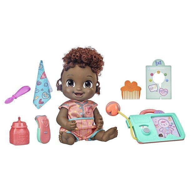 Baby Alive Lulu Achoo Doll