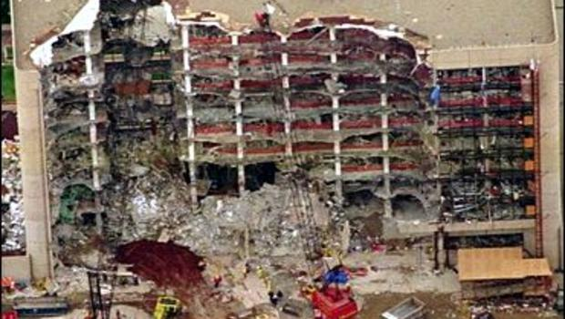 Victims Of The Murrah Building Bombing Cbs News