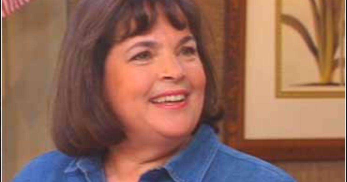 How Old Is Ina Garten Stunning Ina Garten Rejects Sixyearold Cancer Patient  Cbs News Review