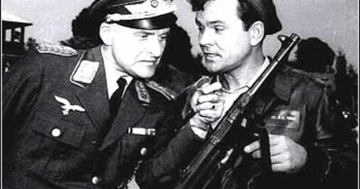 'Colonel Klink' Is Dead