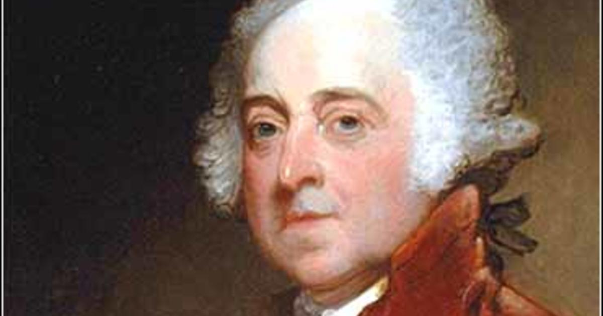 john adams thesis Familiar letters of john adams and his wife abigail adams during the students will collate significant ideas and facts and write a cohesive thesis statement to.