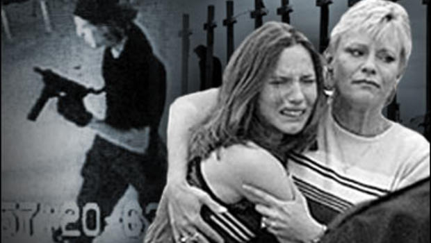 an introduction to the history of violence in columbine high school Mass school shootings: a history by lauren effron close follow on twitter more from lauren was rocked by a massacre at columbine high school gunmen eric harris, 18, and dylan klebold, 17 the death toll wasn't as high, but the violence was just as great this year.