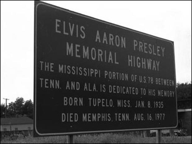 From Tupelo To Memphis