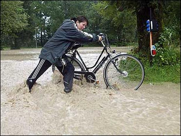 Floods In Europe