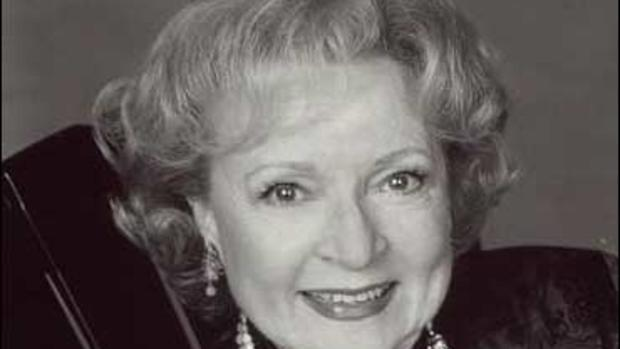 Betty White Through the Years