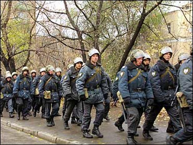 Moscow theatre raid