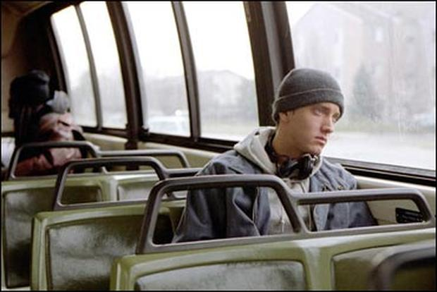 Eminem's '8 Mile' Journey
