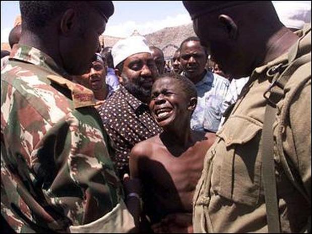 Death In Kenya