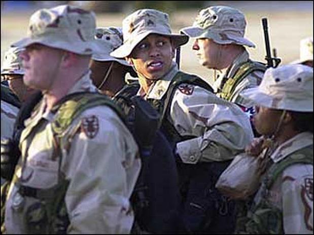 Troop Deployments