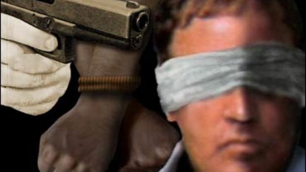Eddie Lampert Kidnapped
