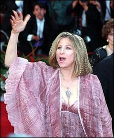 A Streisand Sampler