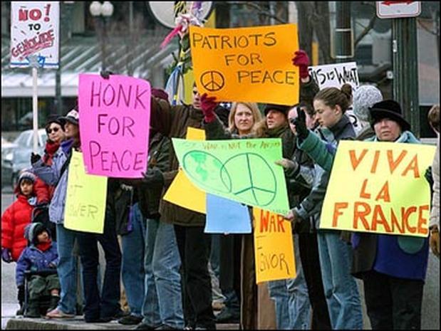 Domestic Protests