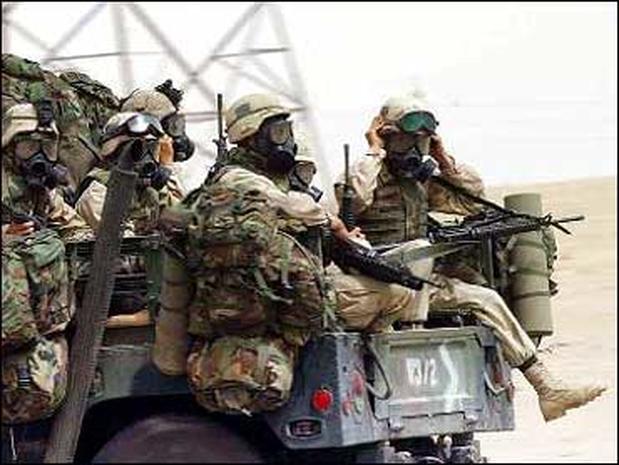 Attack On Iraq