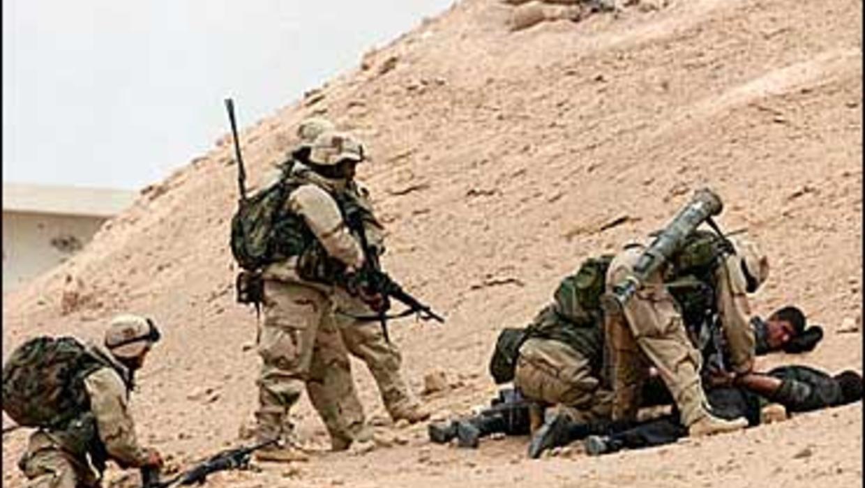 united states war against iraq in 2003 essay