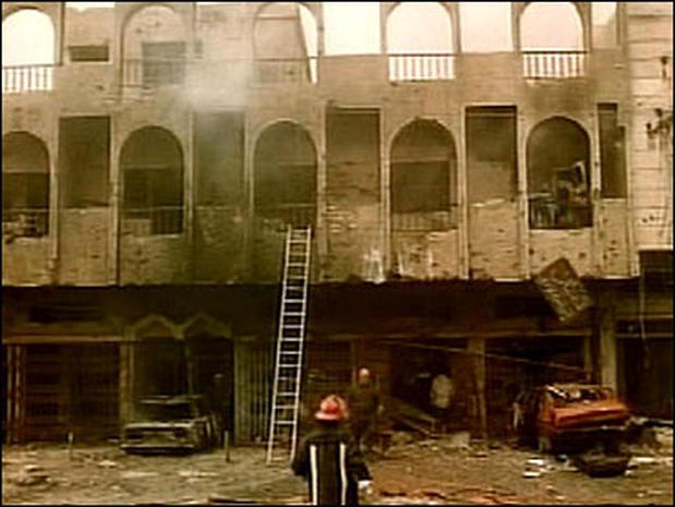 Images Of War: Damage