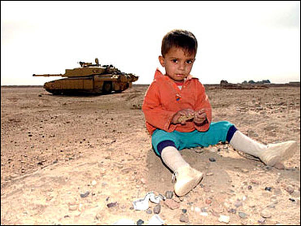 Images of War: Casualties of War