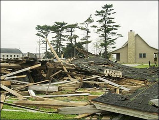 Tennessee Tornado