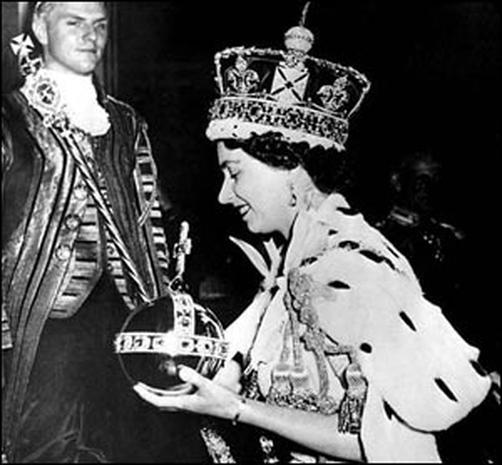 A Royal Rite