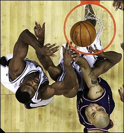 NBA Finals: Game 6