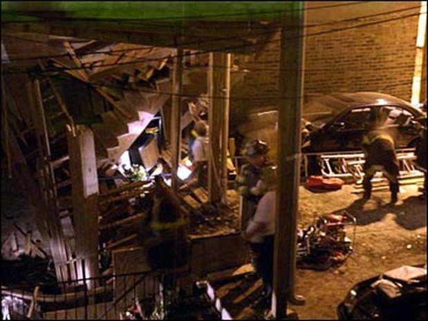 Chicago Porch Collapse