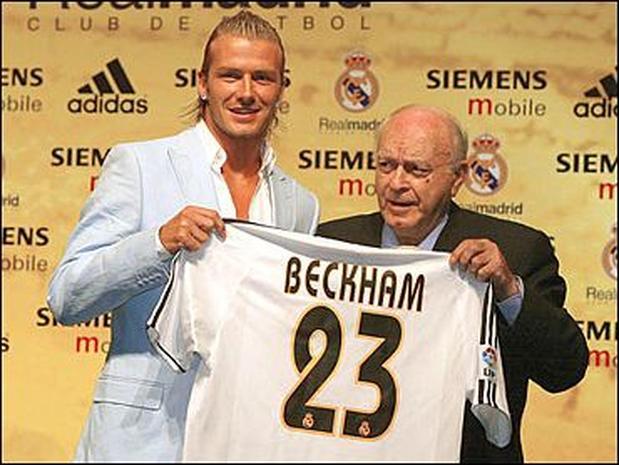 End It Like Beckham?
