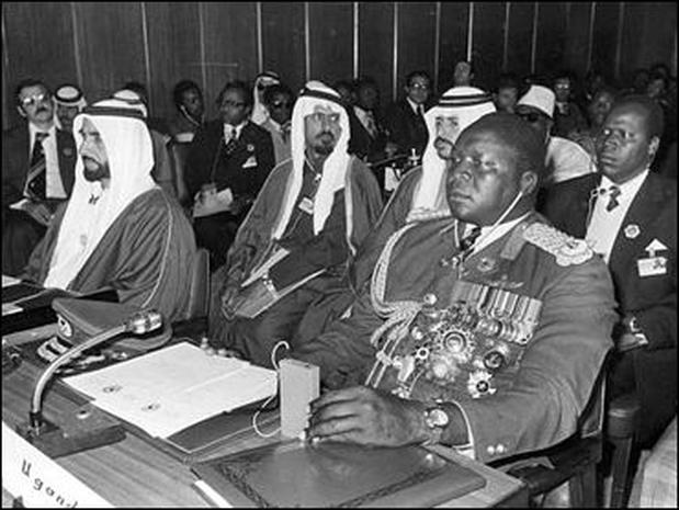 Idi Amin - Photo 7 - Pictures - CBS News