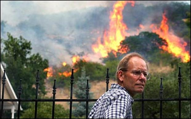 August 2003 Wildfires