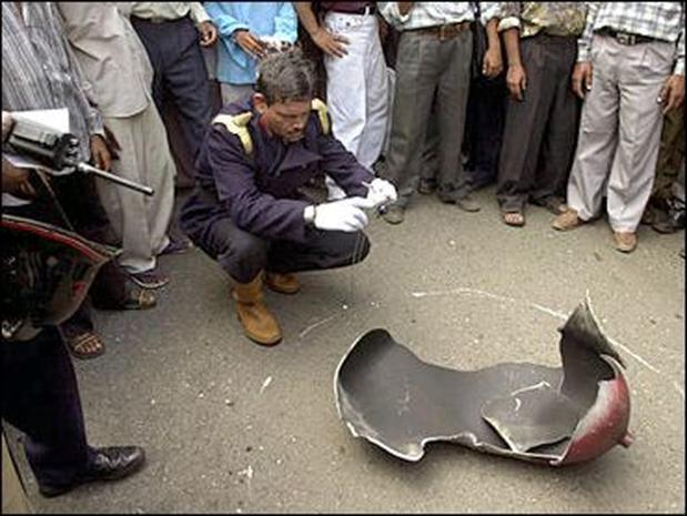 Bombay Bombing